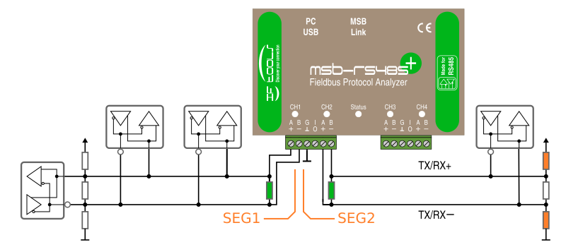 Rs485 Analyzer Features